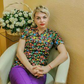 Врач - стоматолог, косметолог Анна Герасименко