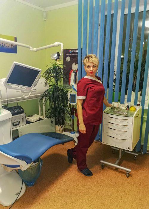 Врач клиники - Анна Герасименко